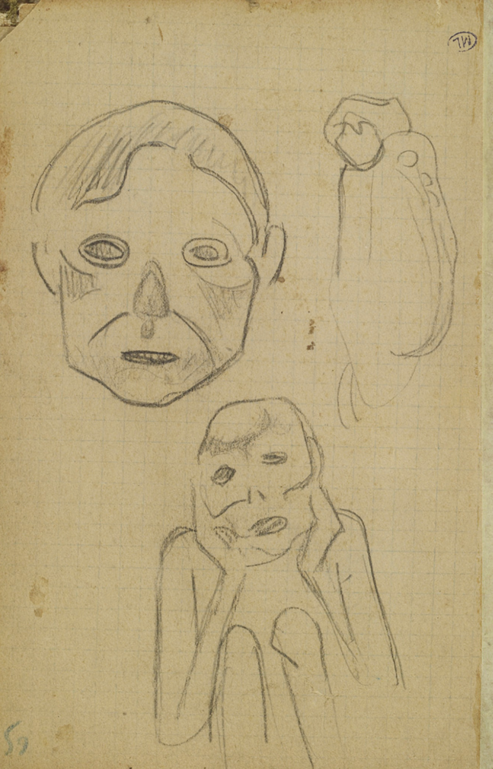 Gauguin Paintings, Sculpture, and Graphic Works at the Art Institute ...