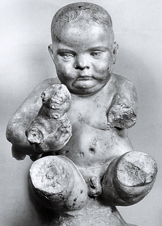 Roman Art at the Art Institute of Chicago | Cat  1 Statue of