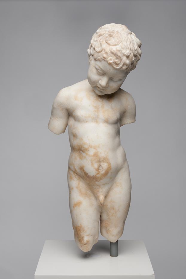 Roman Art Statue Of A Young Boy 1st Century D Online Scholarly Catalogue
